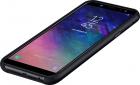 Samsung Protectie pentru spate Dual Layer Black pentru Galaxy A6 2018