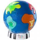 Jucarie cu Lumini si Suntele Discovery Globe