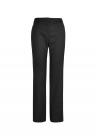 Pantaloni chino cu croiala bootcut