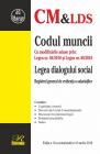 Codul muncii Legea dialogului social Registrul general de eviden a sal