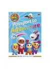 Go Jetters Passport to Adventure Sticker Activity Book