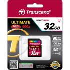 Card memorie Transcend SDHC 32GB Class 10 UHS I U1 TS32GSDHC10U1