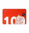 Uman Gift Card 100lei