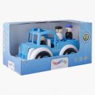 Masina Politie cu 3 figurine Jumbo
