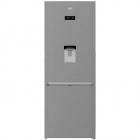 Combina frigorifica RCNE520E20DZX A 475l inox