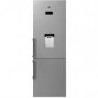 Combina frigorifica RCNA400E21DZXP 400 litri Clasa A Inox Antiamprenta