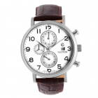Set CEAS ELECTION CLASSIC TRADITIONAL CHRONO BROWN si Note Pad Burgund
