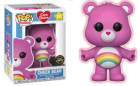 Funko POP Care Bears Cheer Bear Glow in the Dark Chase Limited Edition