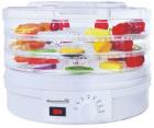 Deshidrator alimente Hausberg 250 W motor cupru termostat reglabil