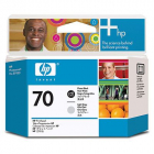 HP Printhead 70 Photo Black Light Grey