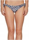 Vince Camuto Animal Side Tie Bikini Bottom