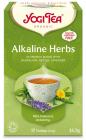 Ceai BIO DIN PLANTE ALCALINE 17 PLICULETE X 2 1 G 35 7 G Yogi Tea