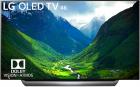 Televizor LED LG Smart TV OLED65C8PLA Seria C8PLA 164cm gri negru 4K U
