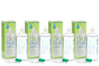 Biotrue Multi Purpose 4 x 360 ml cu suporturi