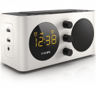 AJ6000 12 radio cu ceas cu port USB dublu