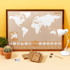 Harta Stamp Map Originala Luckies