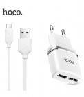 Incarcator HOCO 2 4A cablu port Lightning