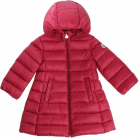 Burgundy Majeure Down Jacket