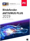 Securitate Bitdefender Antivirus Plus 2019 1 PC 1 an New License Retai