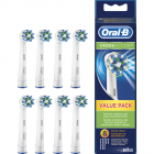 Rezerva periuta de dinti electrica Oral B EB50 8 CrossAction 8 buc
