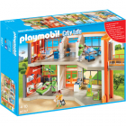 Set Playmobil City Life Kids Clinic Spital De Copii Echipat
