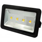 Proiector LED exterior 200W IP65 lumina rece 6500K black