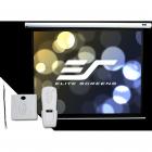 Ecran de proiectie 4 3EL240 ELECTRIC120V Dimensiunea vizibila 240 x 18