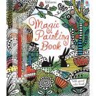 Magic painting book Carte Usborne 5 ani