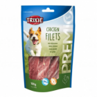 Recompense pentru caini Trixie Premio Chicken Filets 100g