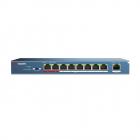 SWITCH 8 PORTURI IP HIKVISION DS 3E0109P E B POE
