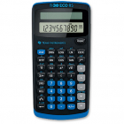 Calculator de birou TI 30RS eco 10 cifre stiintific