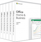 Aplicatie Microsoft Pachet special Microsoft Office Home and Business