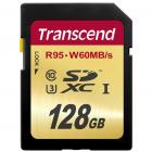 Card SDXC 128GB Class 10 UHS I U3 W60