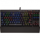 Tastatura gaming mecanica K65 LUX Compact RGB LED Cherry MX Red Layout