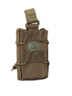 PORT INCARCATOR POUCH SINGLE COYOTE