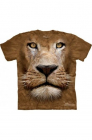TRICOU LION FACE