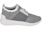 KENDALL KYLIE Fabric Slip On Sneakers