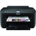 Imprimanta inkjet WorkForce WF 7210DTW A3 Wi Fi Negru