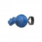Jucarie pentru caini Gigwi Dinoball T Rex Cau Bleumarin 6479