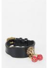 Gucci Leather crystal Bracelet