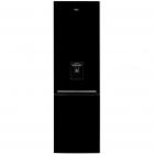 Combina frigorifica RCNA400K20DZP 400 litri Clasa A Negru