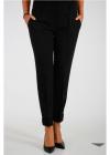 Prada Wool Blend Slim Pants