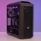 Sistem Gaming Black Hydra Intel i9 9900K 3 6GHz Coffee Lake 16GB DDR4
