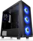 Carcasa Thermaltake Versa J23 Tempered Glass RGB