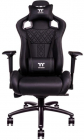 Scaun gaming Tt eSPORTS by Thermaltake X FIT Real Leather Black