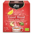 Yogi Tea Ceai BIO Buna dispozitie 21 6 g