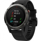 Smartwatch Fenix 5 Sapphire Edition Negru