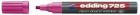 Marker tabla Edding 725neonvf 2 5mm roz