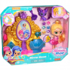 Papusa Shimmer and shinecamera cu oglindaFisher Price
