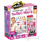 Puzzle Casa papusii62pcsHeadu3 6ani